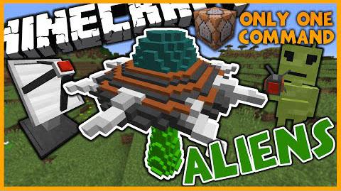 Aliens Command Block