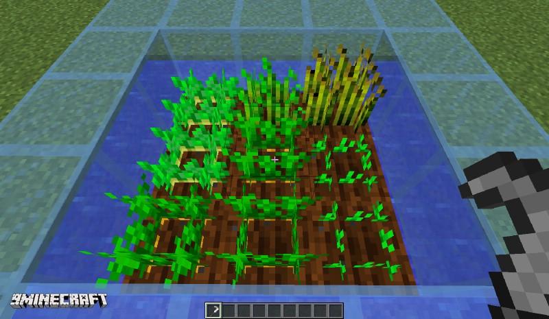 Harvester Scythe Mod