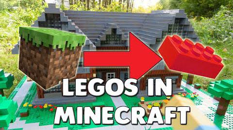 Lego Command Block