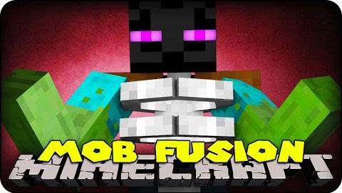 Mob Fusions Mod