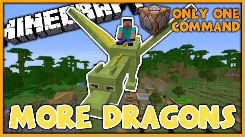 More Dragons Command Block