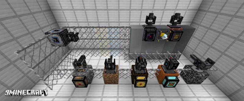 OpenModularTurrets Mod