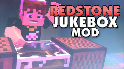 Redstone Jukebox Mod