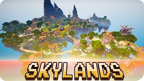 Skylands Map