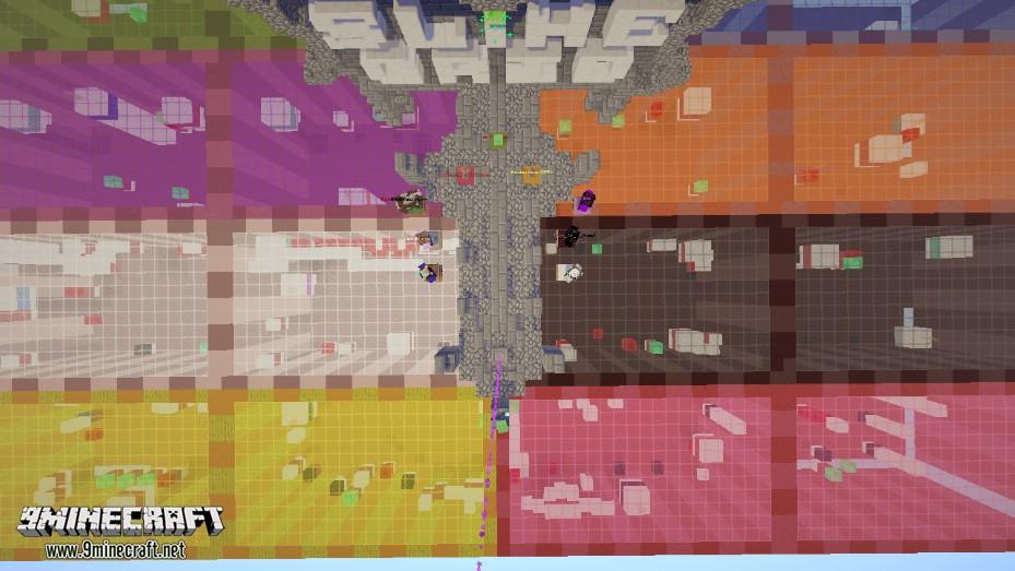 SlimeGrid Map