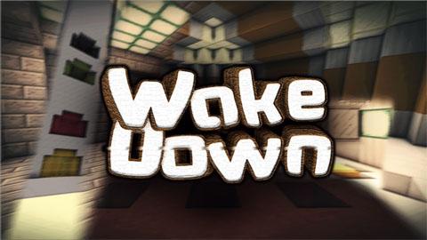 WakeDown Map