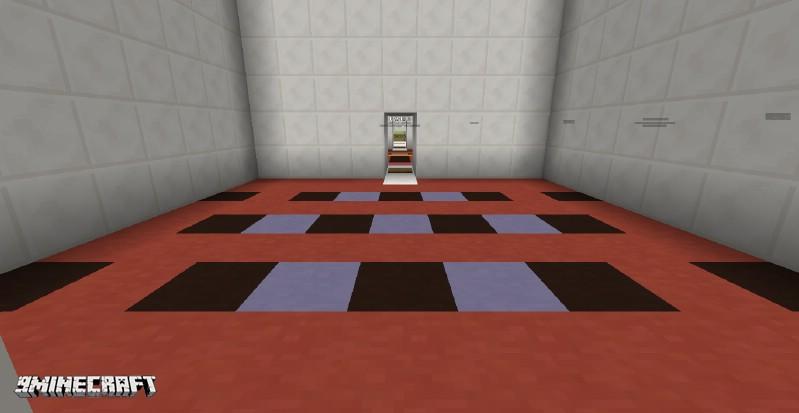 Weird Floor Map