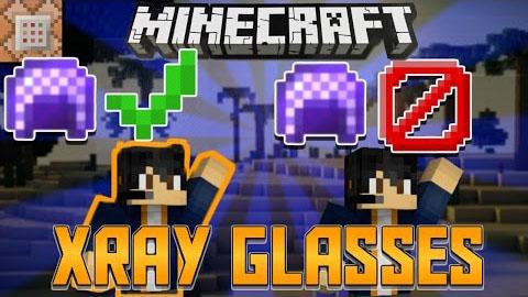 XRay Glasses Command Block