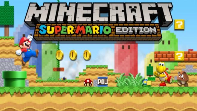 Wii U Edition Mario Mashup Resource Pack